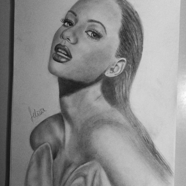 Leona Lewis by feliciaansm